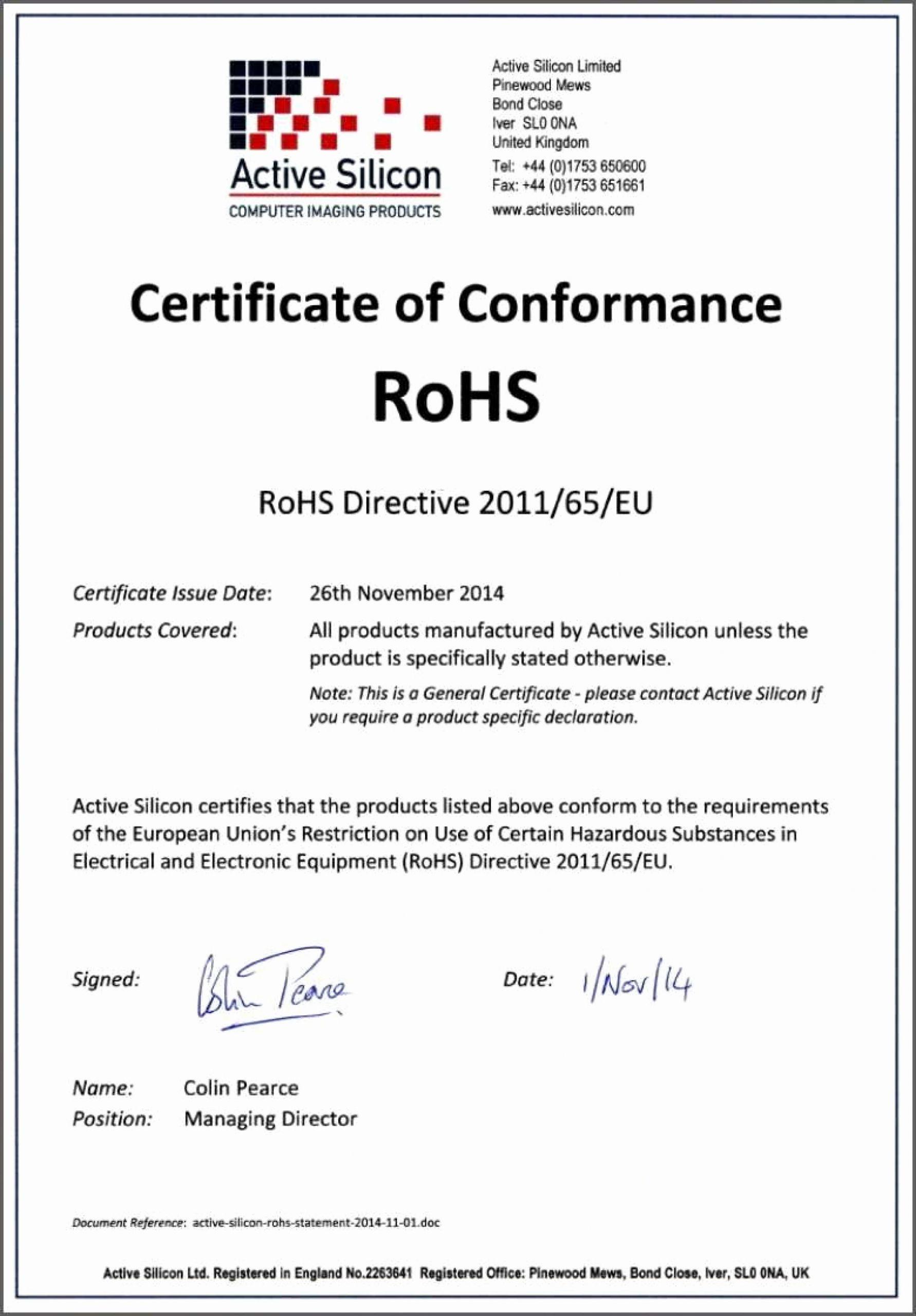 Certificate Of Compliance Template New Certificate Pliance Template Word Land Registry