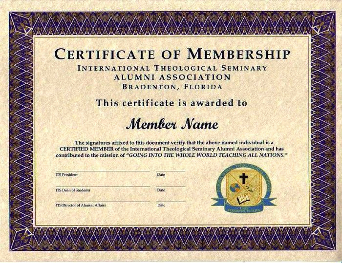 Certificate Of Life Template Elegant Pin by Canva Layouts On Membership Certificate