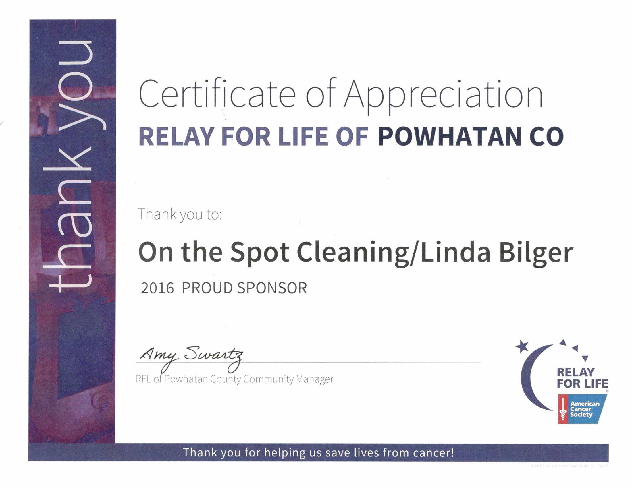 Certificate Of Life Template Inspirational Munity Involvement
