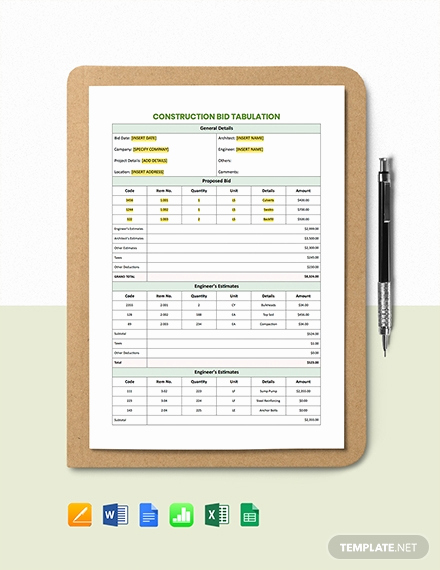 Commercial Construction Budget Template New Mercial Construction Bud Template Pdf
