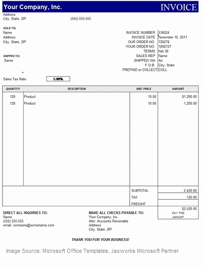 Computer Repair Invoice Template Fresh A Handy Puter Repair Invoice Template for Your Business