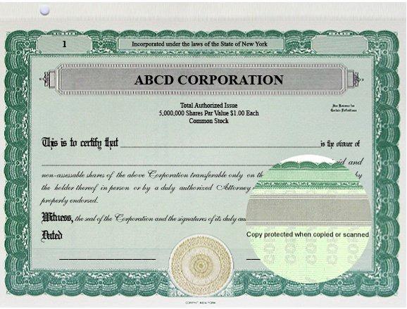 Corporate Stock Certificate Template Luxury Stock Certificates Llc Certificates Certificates