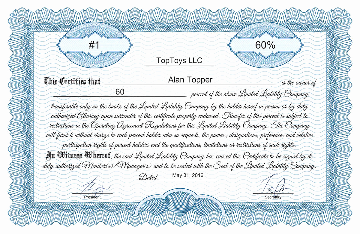 Corporate Stock Certificates Template Free Beautiful Limited Pany Certificate Template Free