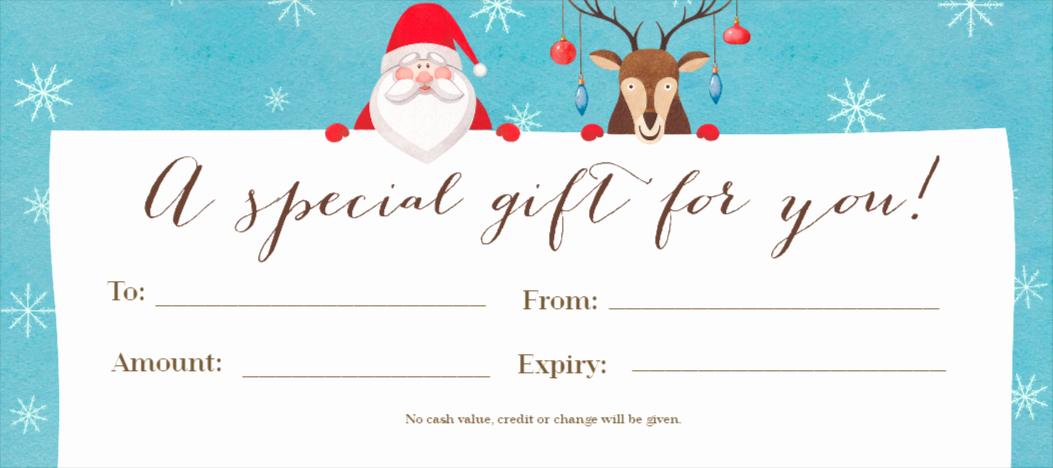 Custom Gift Certificate Template Free Elegant Free Gift Certificates Maker Design Your Gift