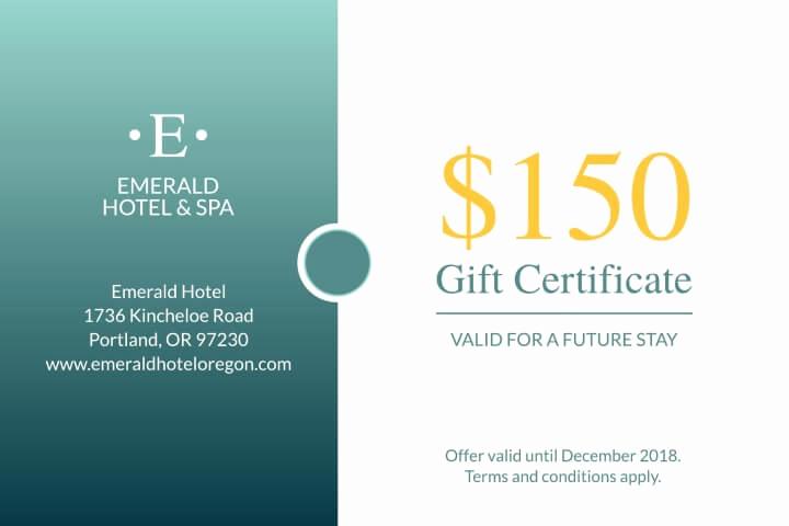 Custom Gift Certificate Template Free Luxury Custom Gift Certificate Printing Line