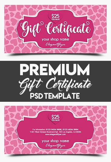 Dental Gift Certificate Template Fresh Dental Gift Certificate Template – by Elegantflyer