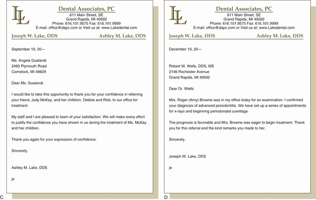 Dental Treatment Notes Template Beautiful Sample Dental Letters to Patients