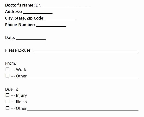 Doctors Note Template Word Beautiful Editable Minute Clinic Doctors Note Template Word