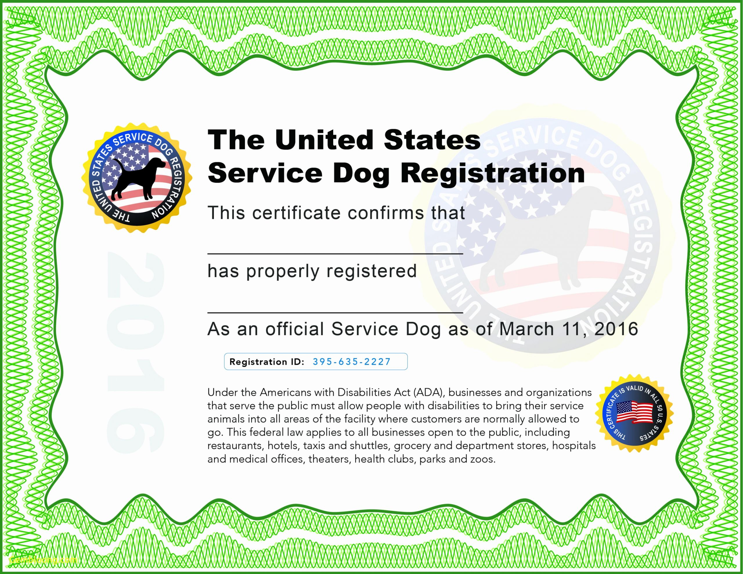 Dog Training Certificate Template Lovely Editable 002 Service Dog Certificate Template Luxury