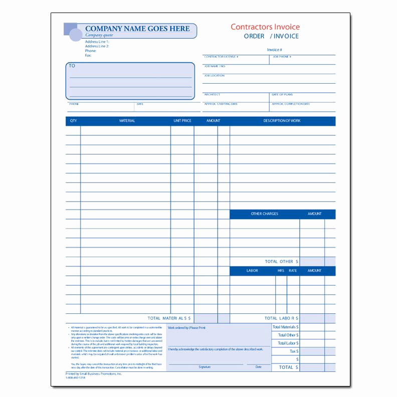 Electrical Contractor Invoice Template Awesome Electrical Contractor Invoice Template