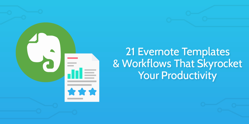 Evernote to Do List Template Luxury 21 Evernote Templates & Workflows to Skyrocket