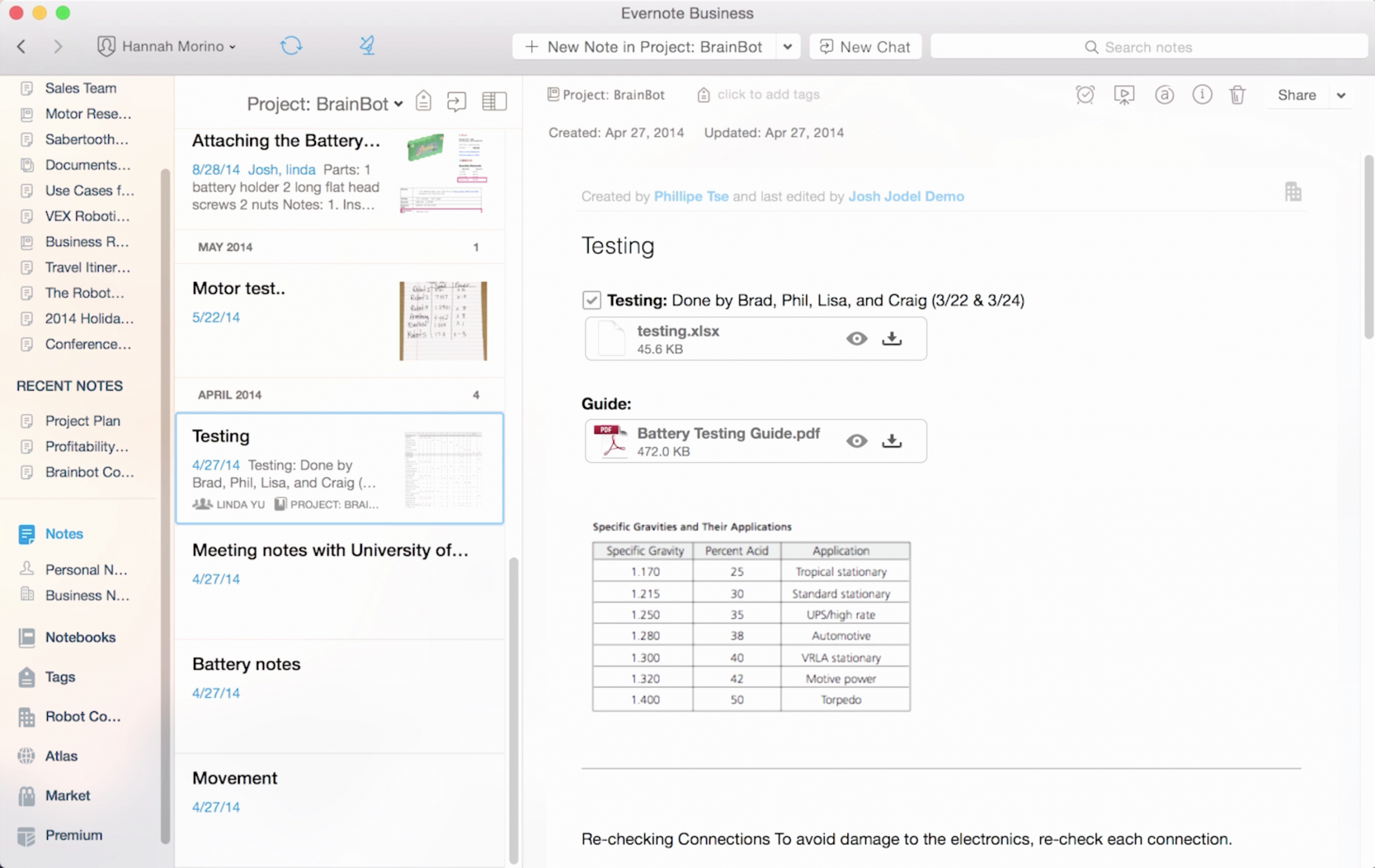 Evernote to Do List Template Luxury Evernote Business Features Pricing Alternatives and
