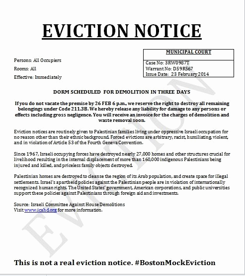 Eviction Notice Template Florida Best Of Printable Sample Eviction Notices form
