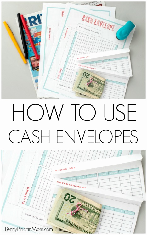 Excel Envelope Budget Template Elegant the Ultimate Cash Envelope System Guide to Use In 2019