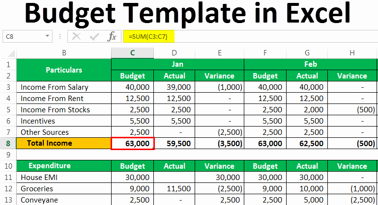 Excel Personal Budget Template Elegant Personal Bud Template In Excel Example Download