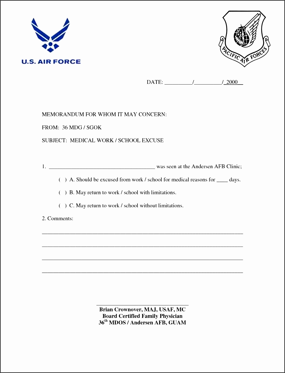 Fake Doctors Note Template Pdf Awesome 7 Easy to Use Doctor Note Template Sampletemplatess