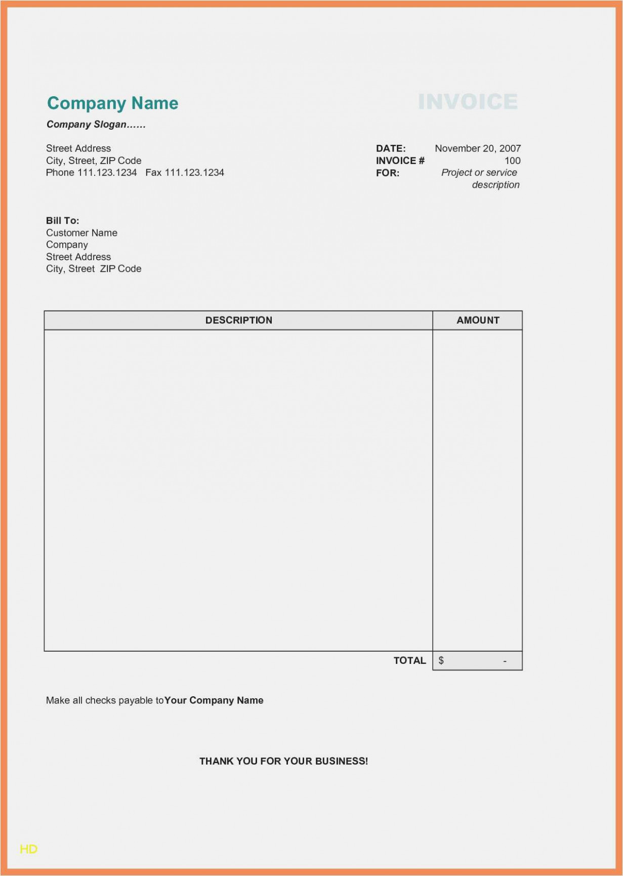 Fillable Invoice Template Pdf Luxury 14 Questions to ask at