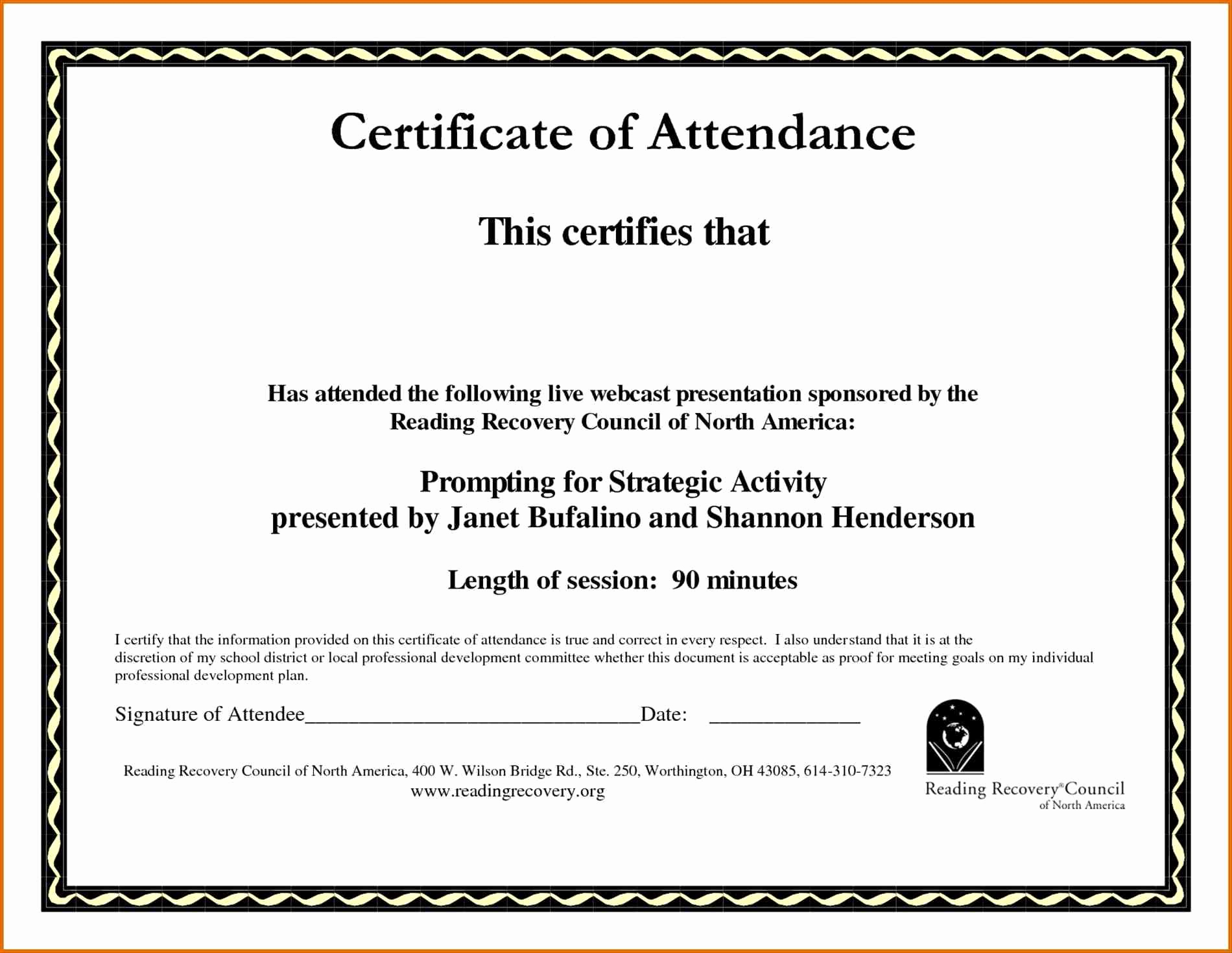 Forklift Training Certificate Template New forklift Certificate Template Free