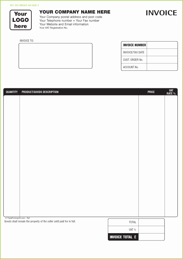 Free Cleaning Invoice Template Lovely Cleaning Invoice Template Uk