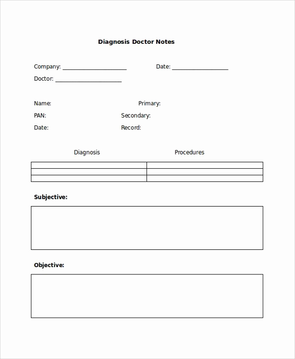 Free Doctor Note Template Download Inspirational Sample Doctor Note 24 Free Documents In Pdf Word