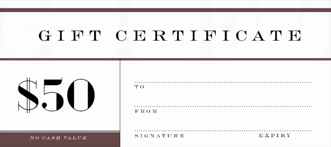 Free Downloadable Gift Certificate Template Inspirational Free Gift Certificates Templates Design Your Gift