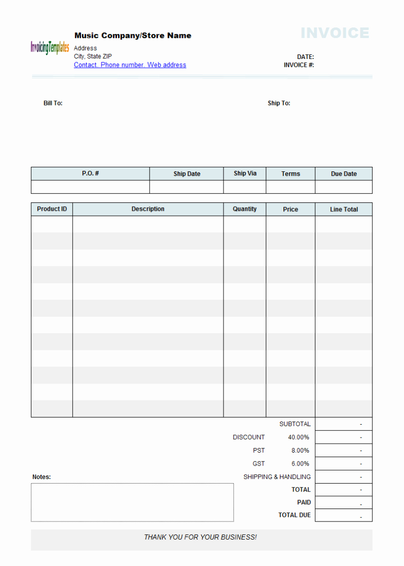 "Free Editable Invoice Template Best Of Search Results for ""editable Blank Invoice"" – Calendar 2015"