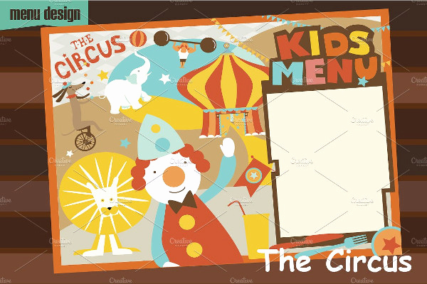 Free Kid Menu Template Inspirational Printable Kids Menu Template 27 Free & Premium Download