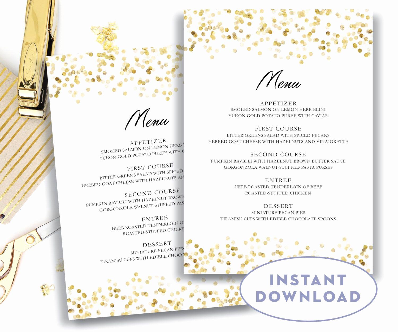 Free Menu Template Word Fresh Editable Menu Template Microsoft Word Menu Card Wedding