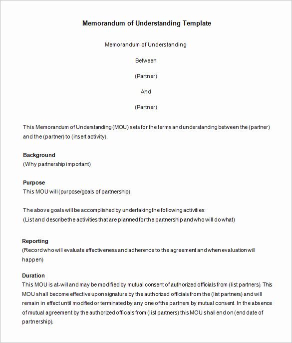 Free Offering Memorandum Template Luxury 12 Memorandum Templates – Free Word Pdf Documents