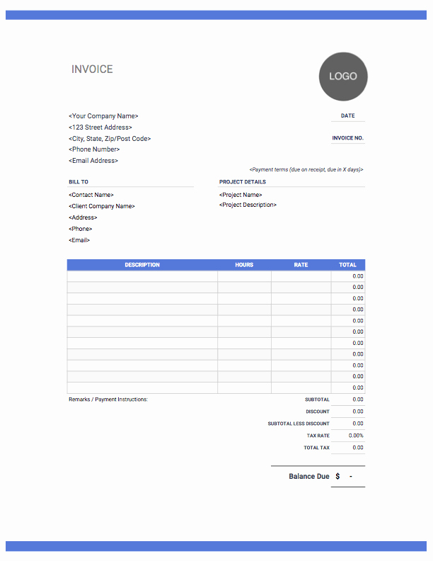 Freelance Graphic Design Invoice Template New Graphic Design Invoice Template