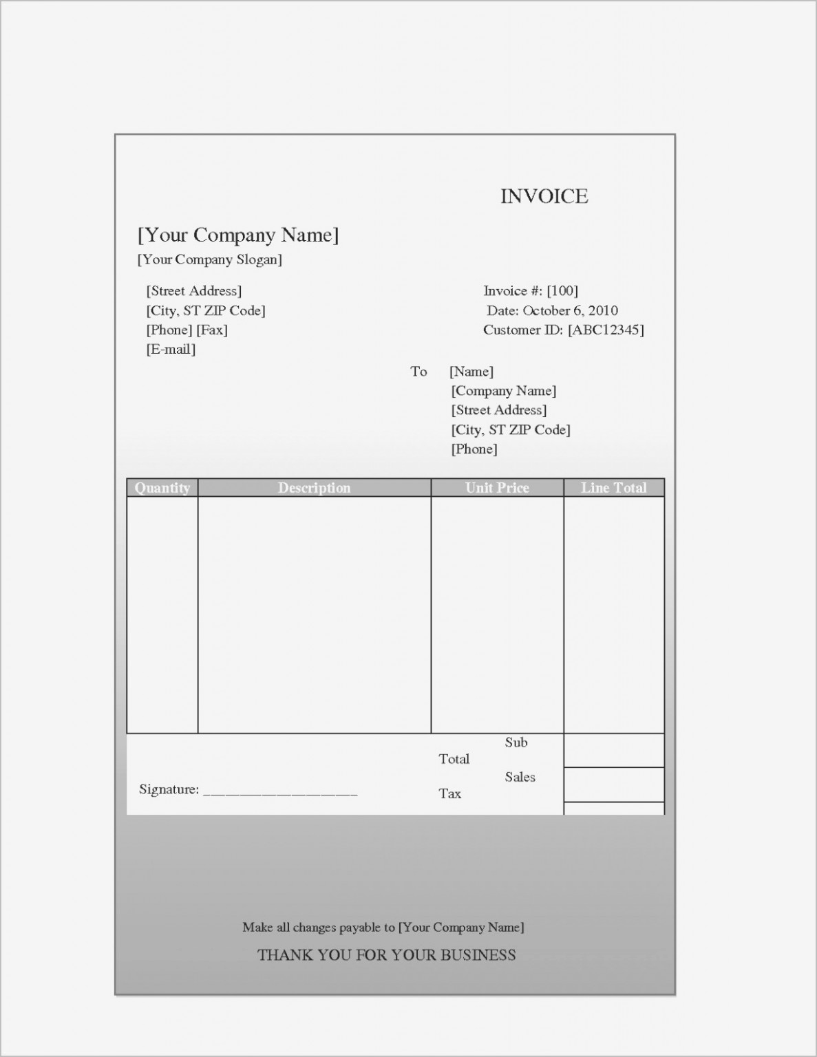 Freelance Writing Invoice Template Elegant 14 Things You Didn T Know