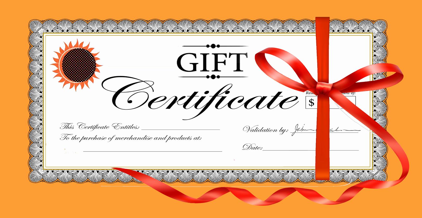 Funny Gift Certificate Template New 9 10 Fun T Certificate Template