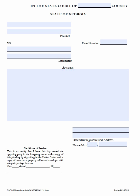 Georgia Eviction Notice Template Fresh Download Georgia Eviction Notice forms Notice to Quit