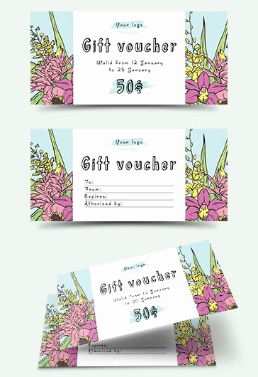 Gift Certificate Template Psd Best Of Cake – Free Gift Certificate Psd Template – by Elegantflyer