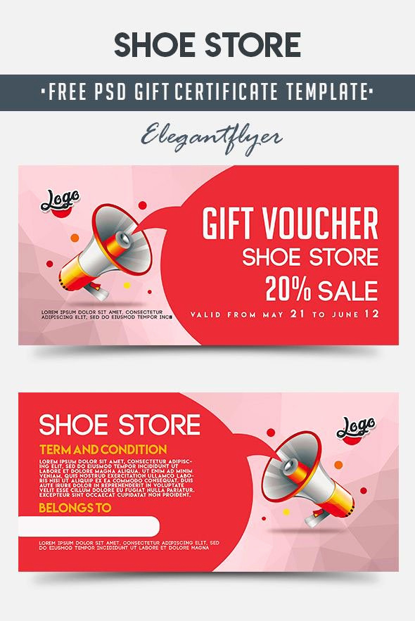 Gift Certificate Template Psd Elegant 51 Premium & Free Psd Professional Gift Certificates