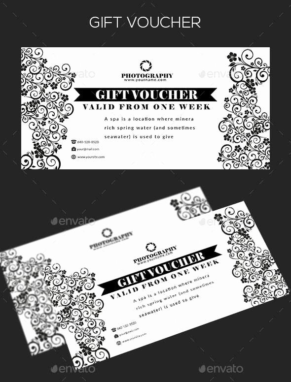 Gift Certificate Template Psd Luxury 51 Premium & Free Psd Professional Gift Certificates