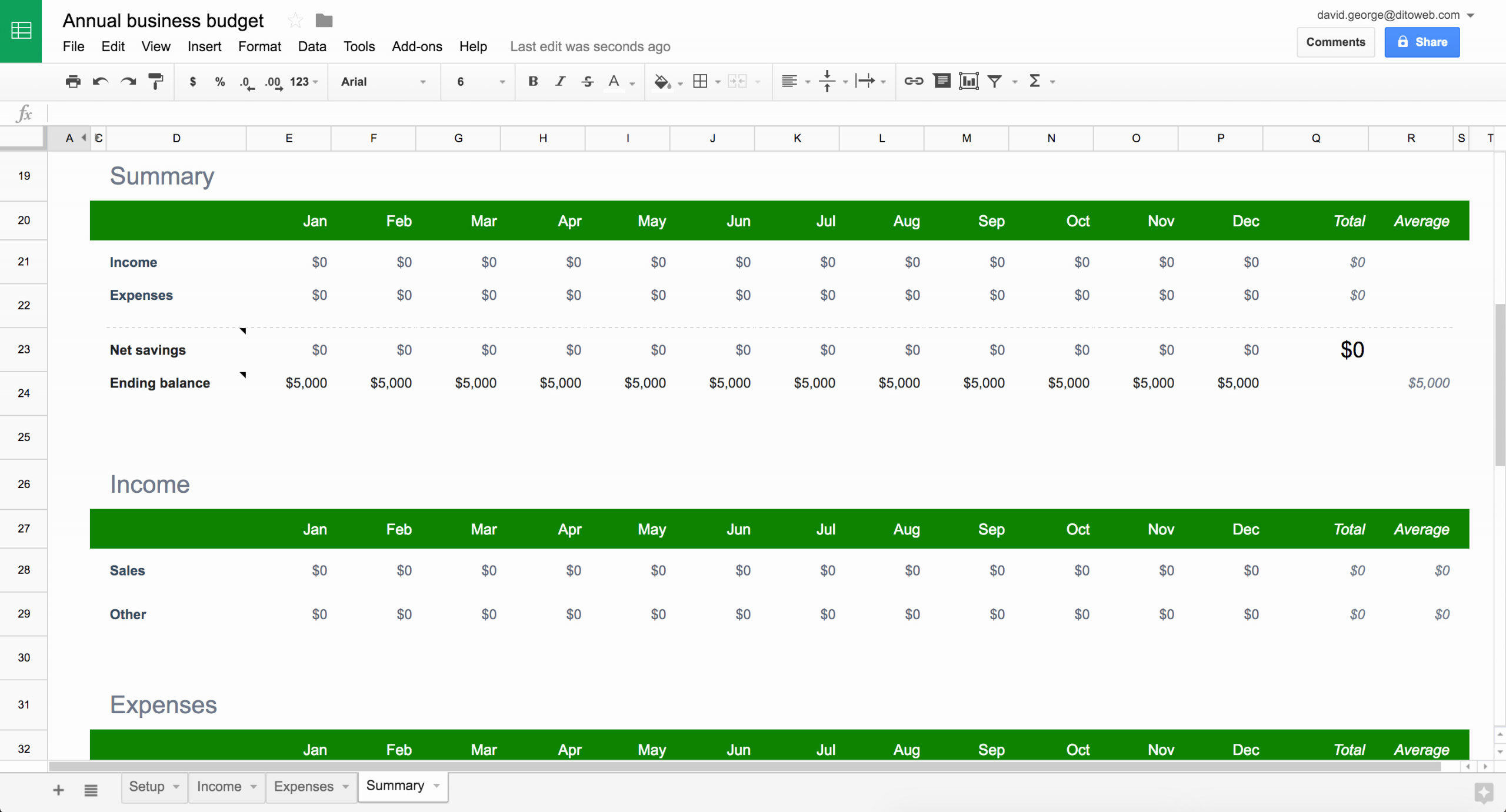 Google Docs Budget Template Elegant New Professionally Designed Templates for Docs Sheets