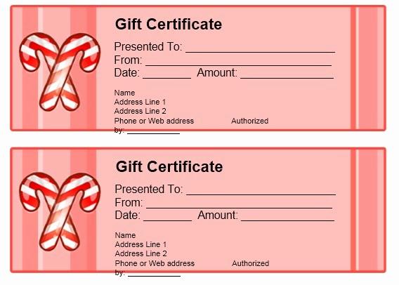 Google Docs Gift Certificate Template Beautiful Gift Certificate Template Google Docs