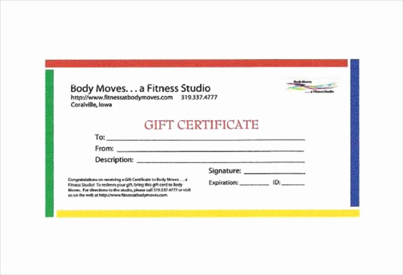 Google Docs Gift Certificate Template Best Of Gift Certificates and T Cards