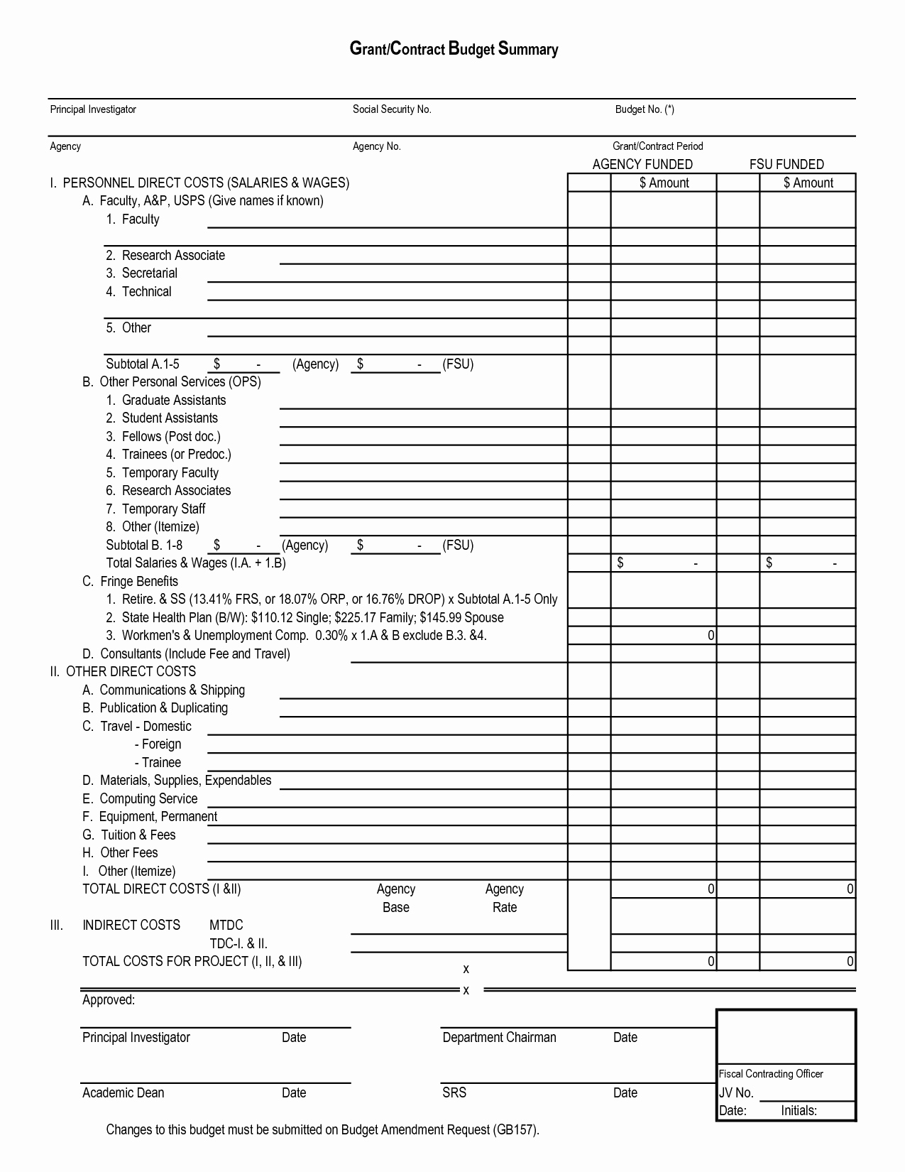 Grant Budget Template Excel Awesome 19 Best Of Sample Church Bud Worksheet Monthly