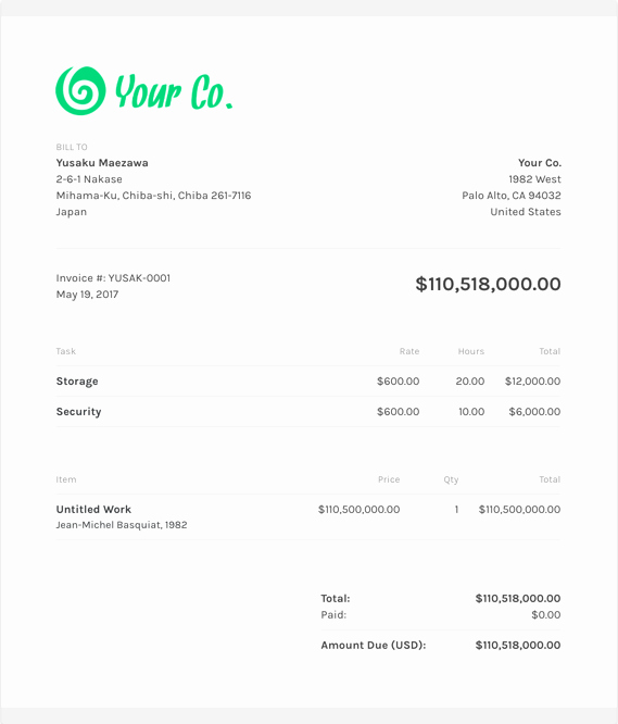 Graphic Design Invoice Template Free New Free Creative Invoice Templates
