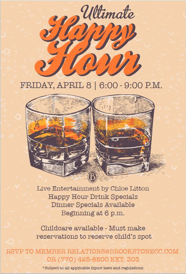 Happy Hour Menu Template Inspirational Happy Hour event Flyer Poster Template Misc