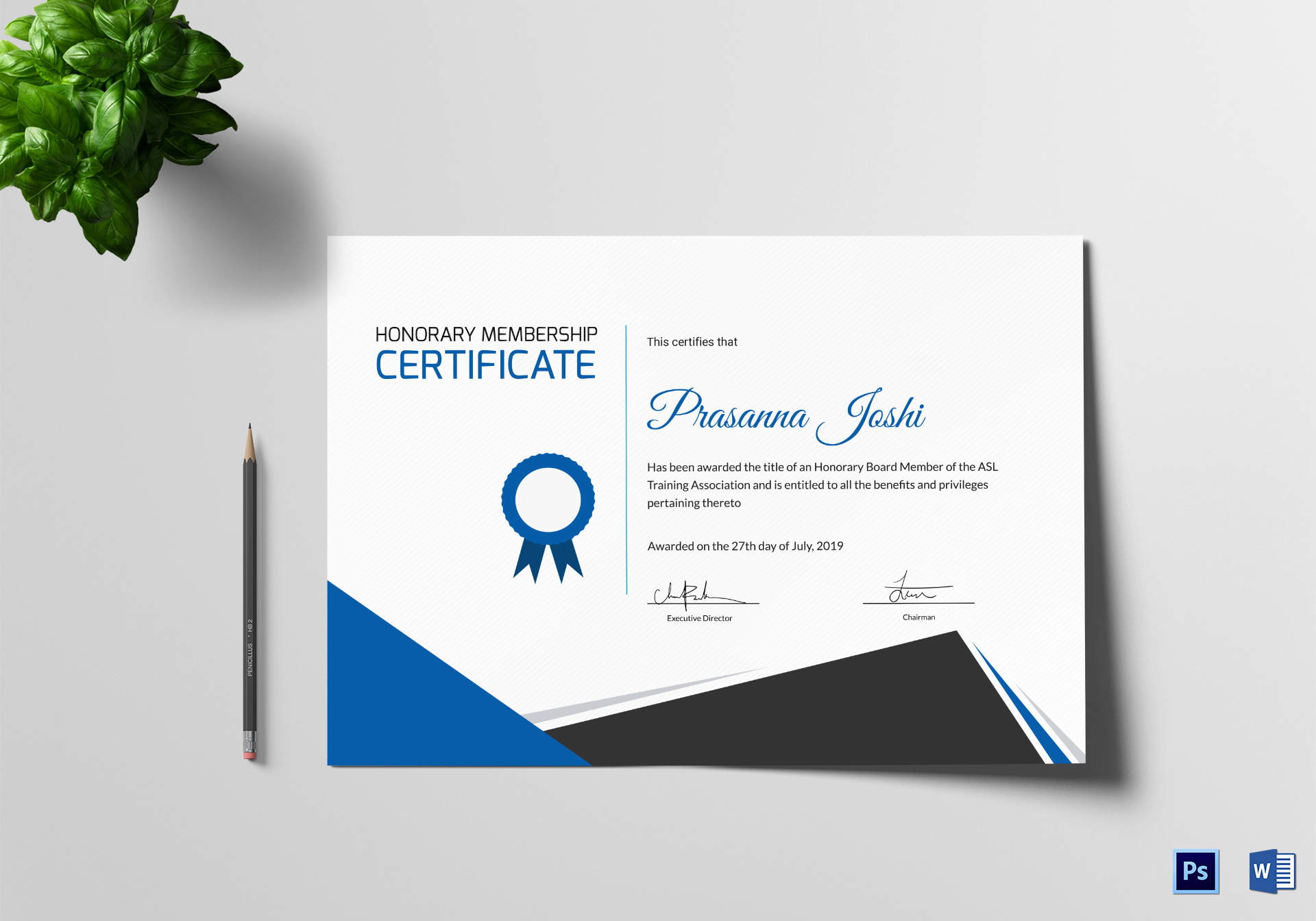 Honorary Member Certificate Template Fresh Honorary Membership Certificate Template Word