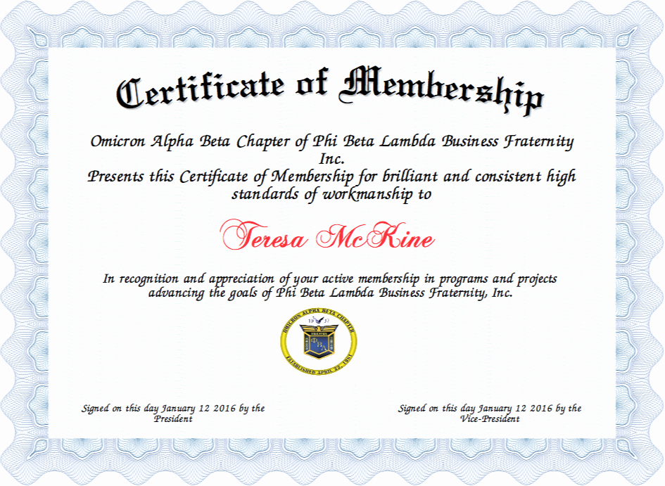 Honorary Member Certificate Template Lovely 30 Honorary Membership Certificate Template