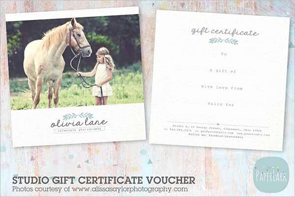 Horseback Riding Gift Certificate Template Inspirational 106 Certificate Design Templates Free Psd Word Png Ppt