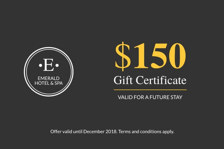 Hotel Gift Certificate Template Lovely Free Business Gift Certificates Templates & Examples
