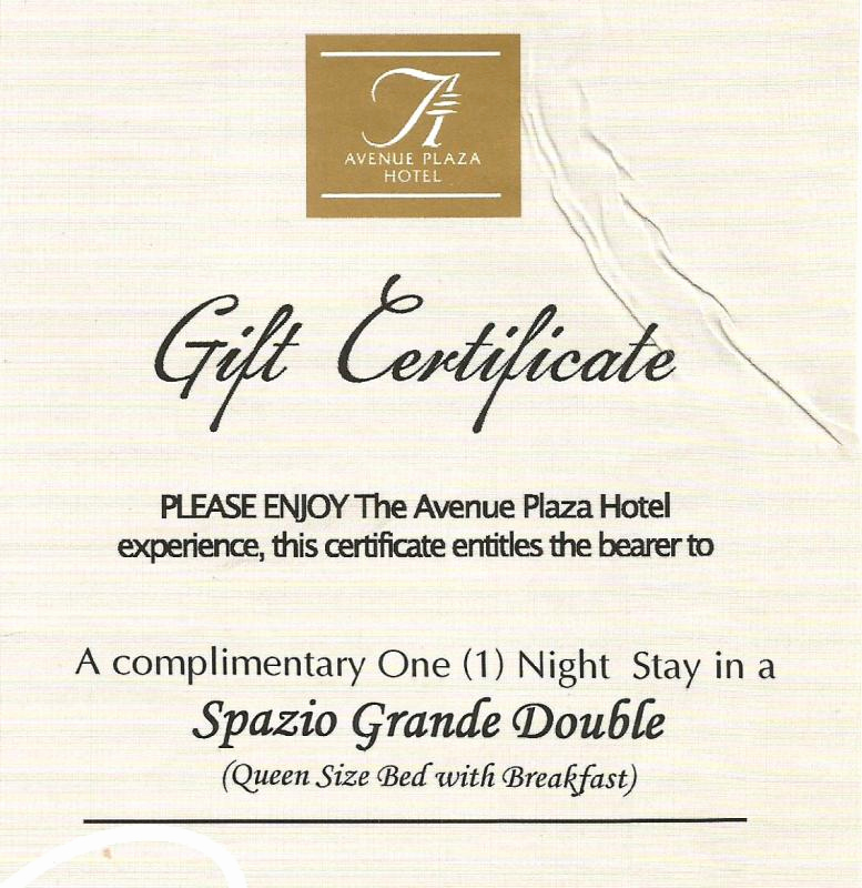 Hotel Gift Certificate Template New Graphy Gift Certificate