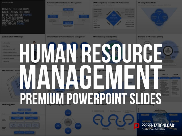Human Resource Budget Template Inspirational Human Resource Management Powerpoint Template