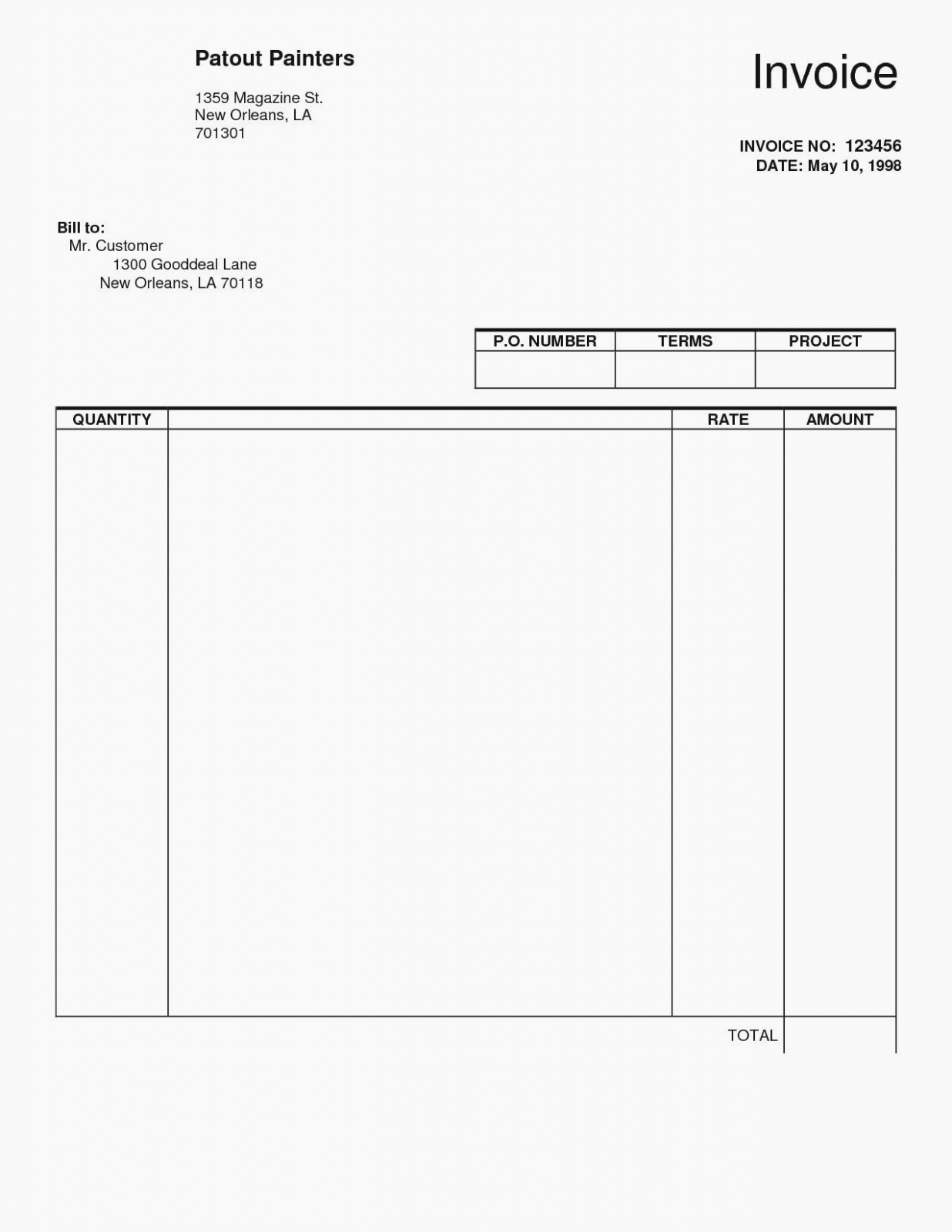 Invoice Template Fillable Pdf Unique 14 Questions to ask at