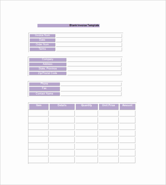 Invoice Template Google Drive Elegant Google Invoice Template 31 Free Word Excel Pdf format